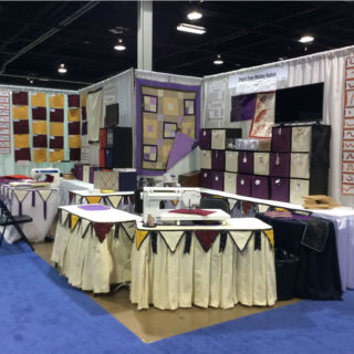 Chicago and Paducah Event Booth
