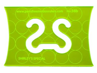 Ruler 38b - Shirley's Special